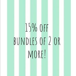 Bundle your likes and save! 🌸